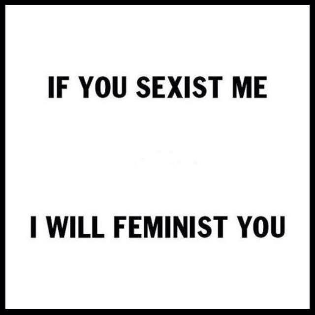 Feministisk dating profil